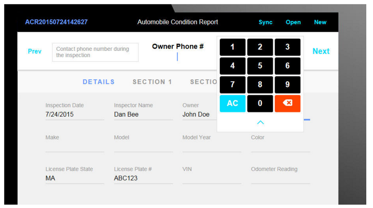 Use Alpha Anywhere mobile forms to collect data in the field
