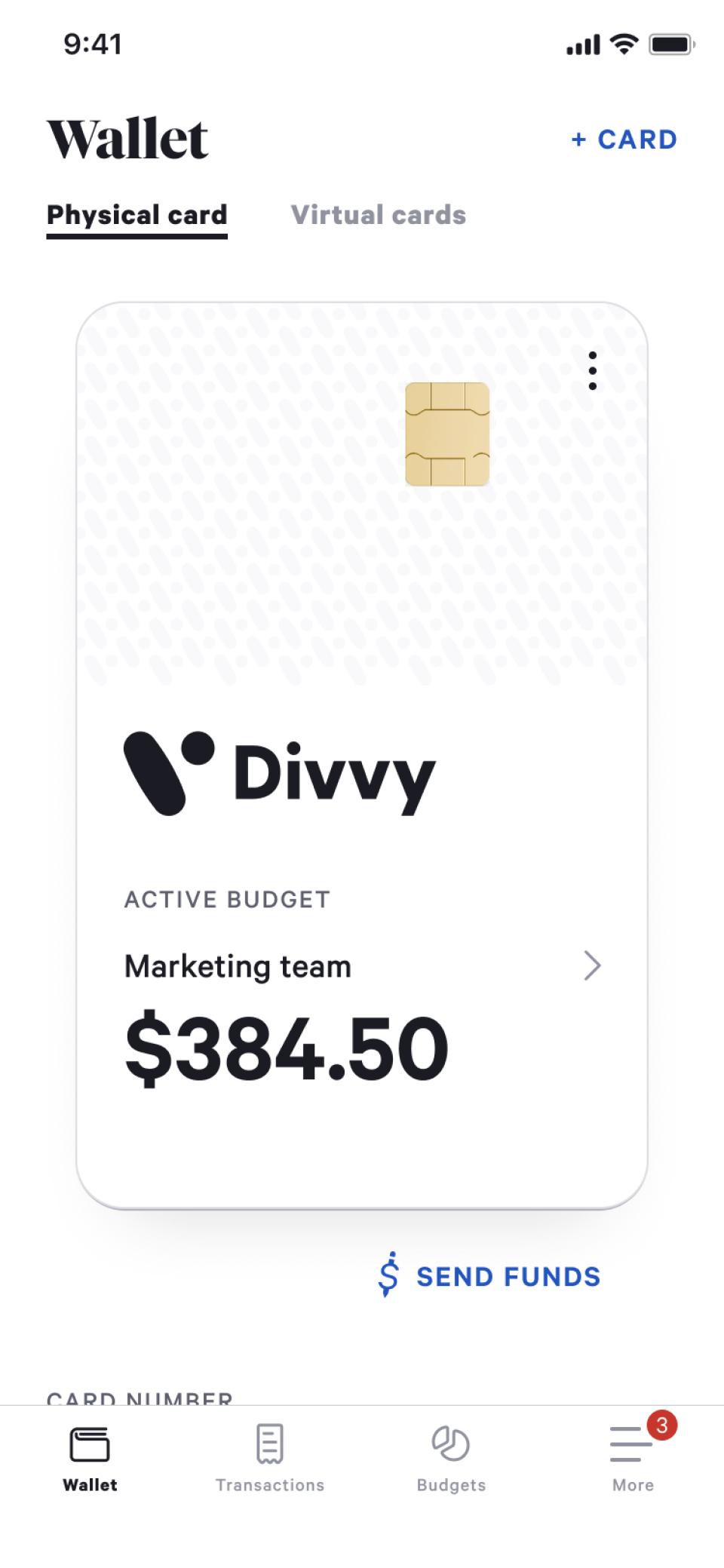Divvy Software - 1