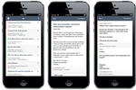 Jitbit Helpdesk screenshot: JitBit Help Desk iPhone app