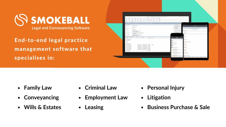 Smokeball Logiciel - 1