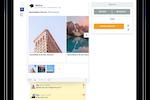 HeyOrca screenshot: HeyOrca post commenting