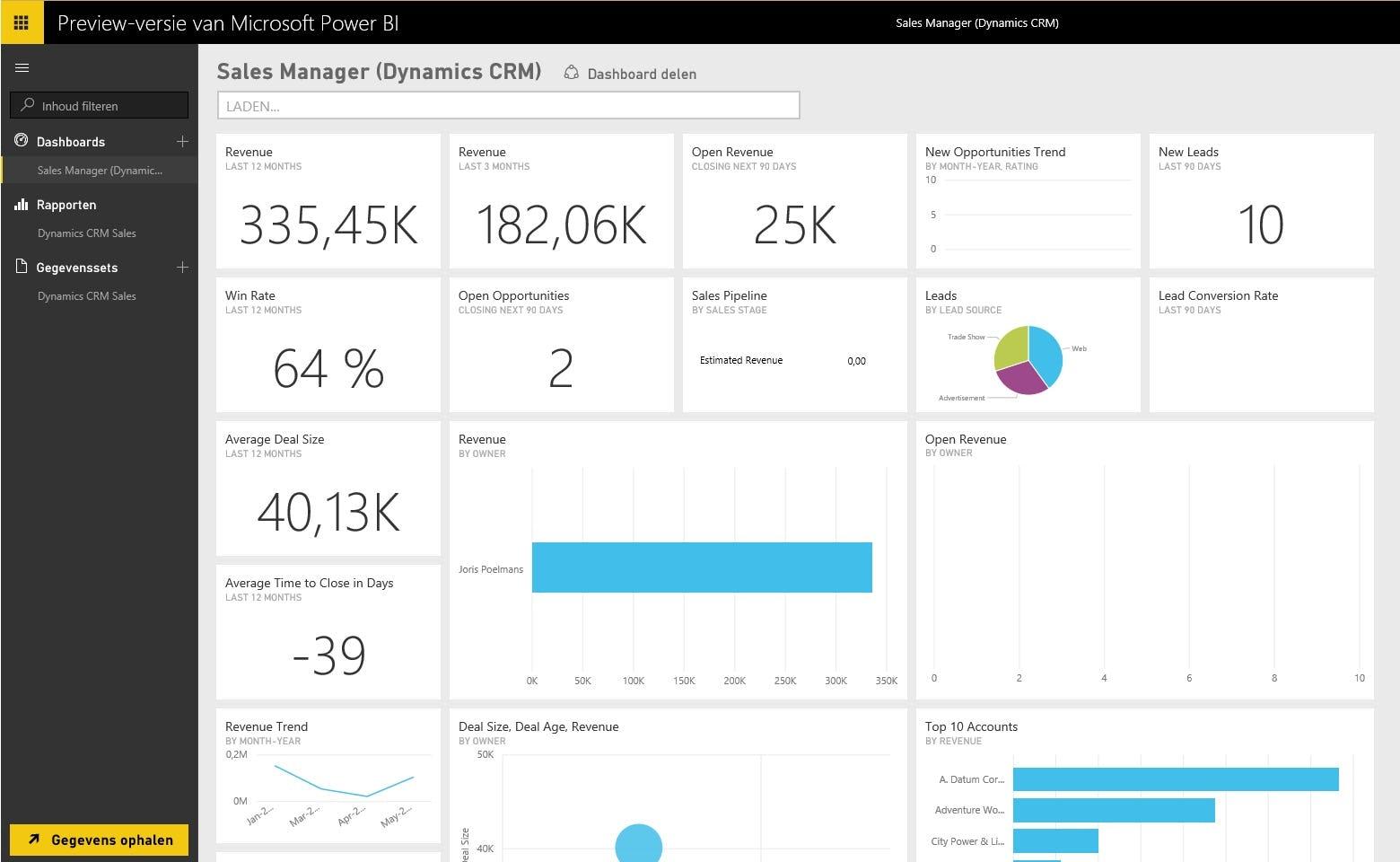 Microsoft Power BI Software - 4
