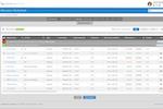 TalentQuest screenshot: TalentQuest allocation worksheet
