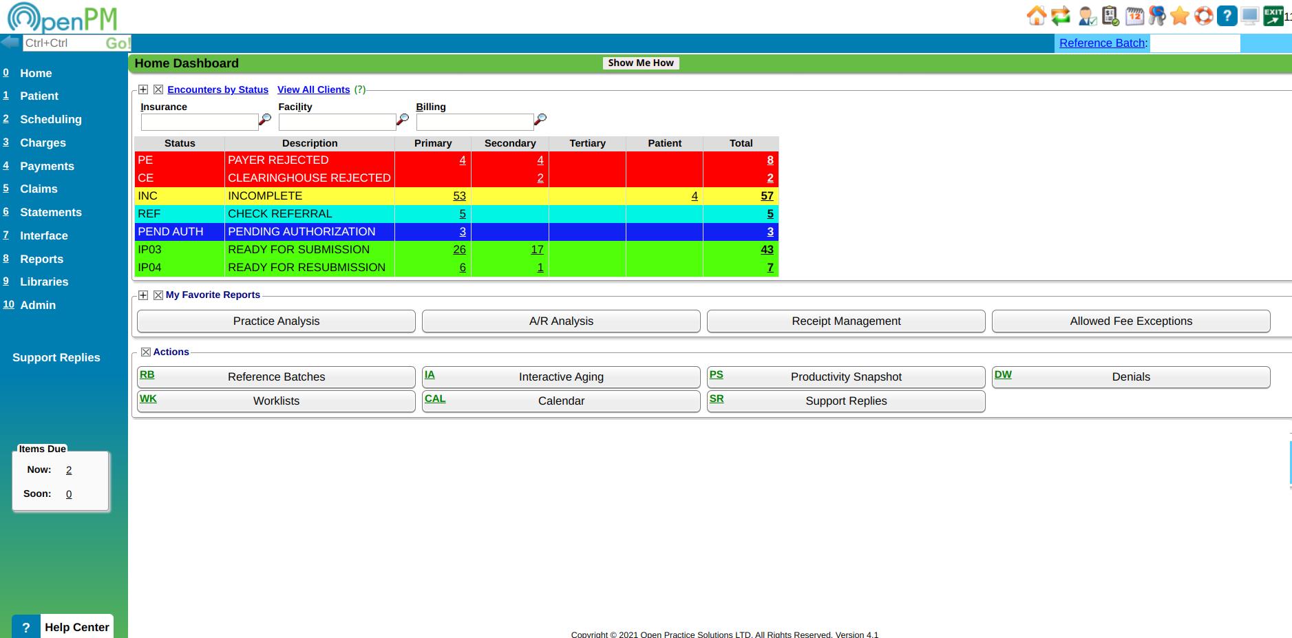 OpenPM Software - 2