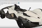 Fusion 360 screenshot: