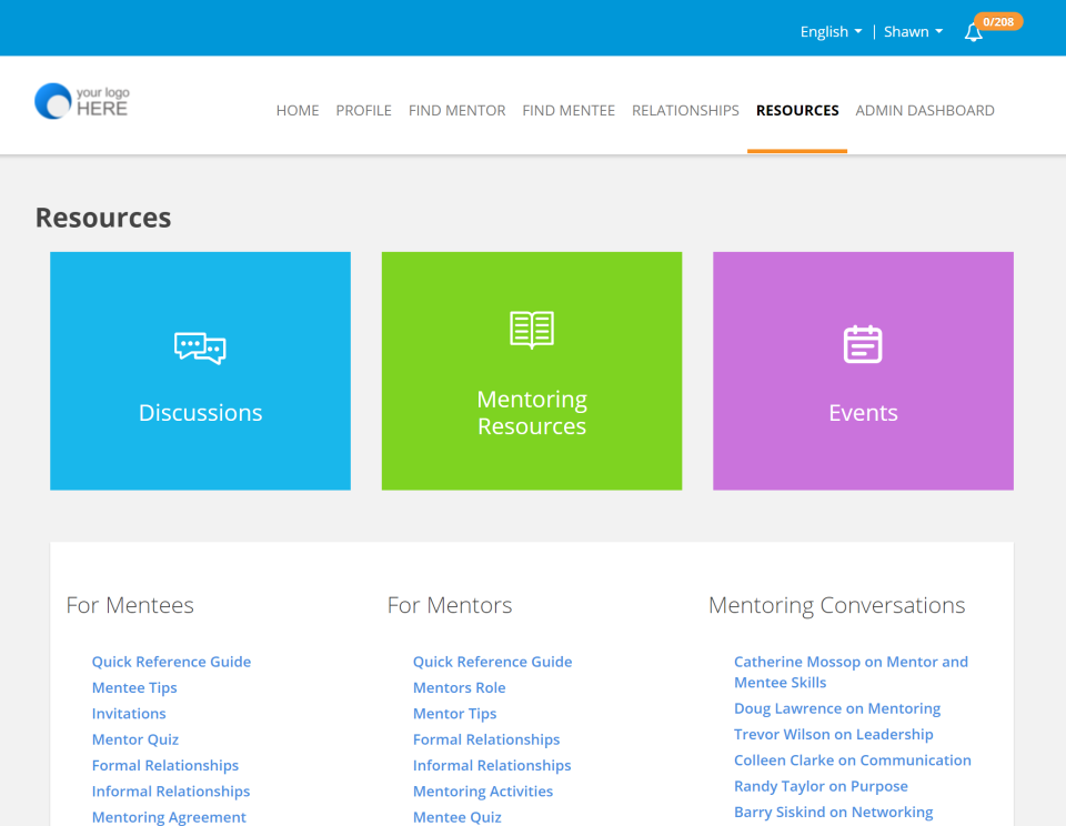 MentorCity Software - 3