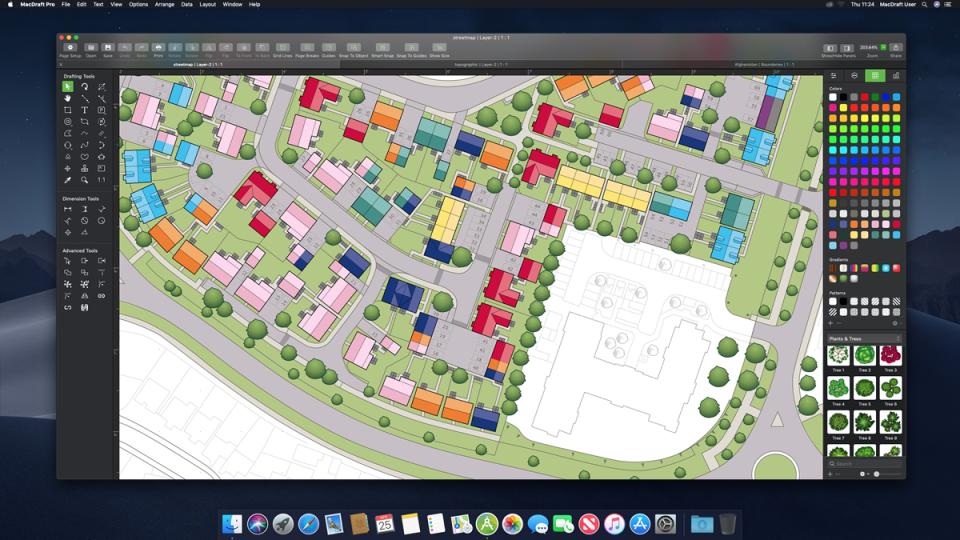 MacDraft Professional Software - 4