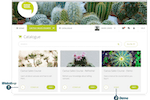 aNewSpring screenshot: The catalog feature allows organizations to sell their courses online