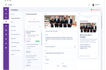 Groupe.io screenshot: Content Management System