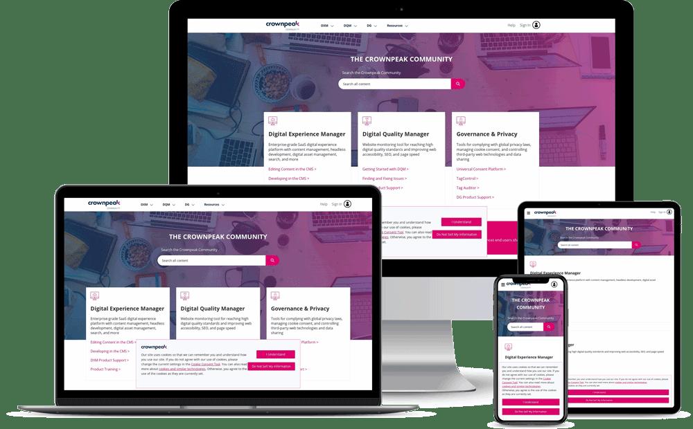 Crownpeak Digital Experience Platform Software - 5