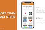 Wellable screenshot: Wellable app integration