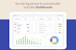 Scoro Software - Customizable Dashboards