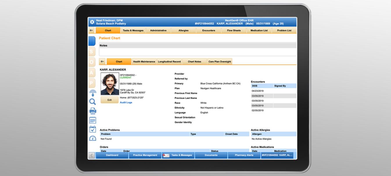NextGen Healthcare Software - 4