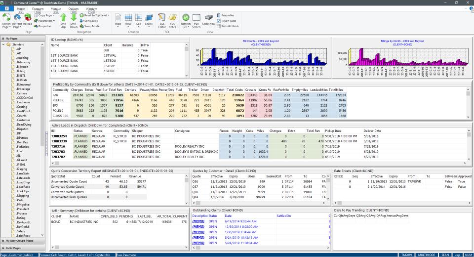 Trimble TMS Software - 5