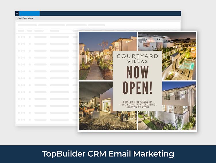 TopBuilder email marketing campaigns