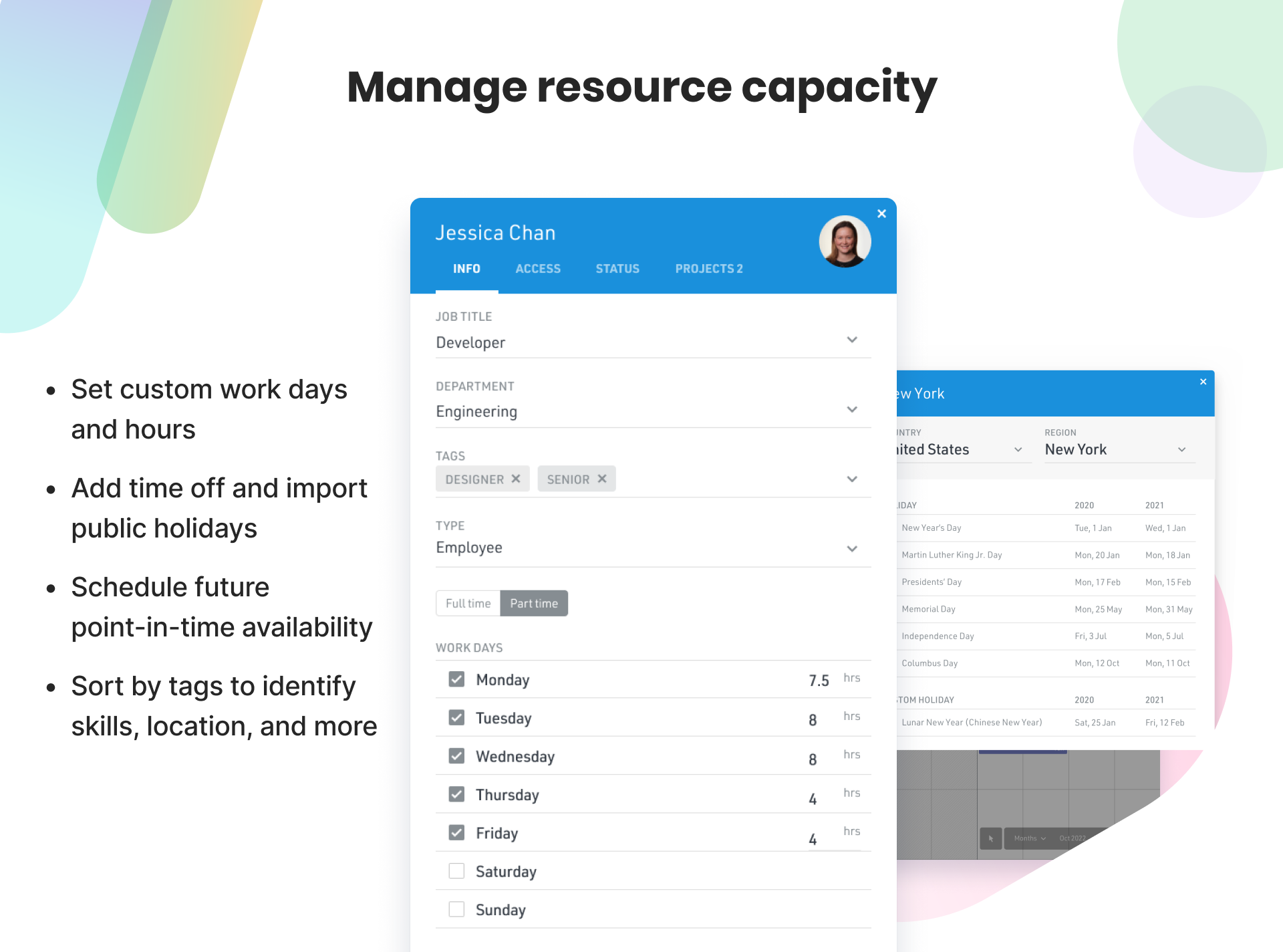 Float Software - Manage your team's availability on autopilot