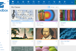 Schoolbox screenshot: Create interactive virtual classrooms. Template courses across classes and years. Evolve content for relevance, quality and consistency.