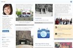 Captura de pantalla de Edsby: A student eportfolio in the Edsby learning and analytics platform