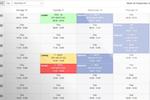 GoRamp screenshot: GoRamp time slot management