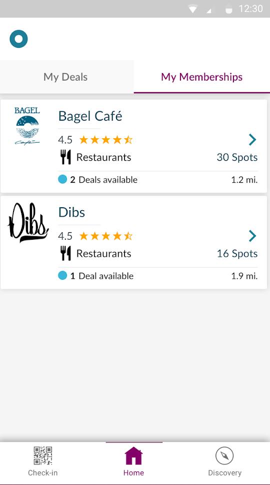 SpotOn Restaurant Software - SpotOn Restaurant memberships