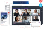 Captura de pantalla de Aventri: Power your virtual, hybrid, and in-person events with one integrated platform