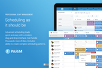 Capture d'écran pour PARiM : Professional Scheduling Tools