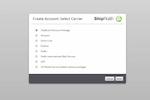 Captura de tela do ShipRush: Create carrier account