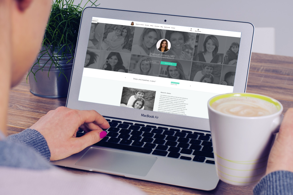 PatientPop combines healthcare practice management with the online marketing and growth of a facility, making more accessible the range of available services