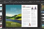 Affinity Publisher Screenshot: Affinity Publisher PDF passthrough