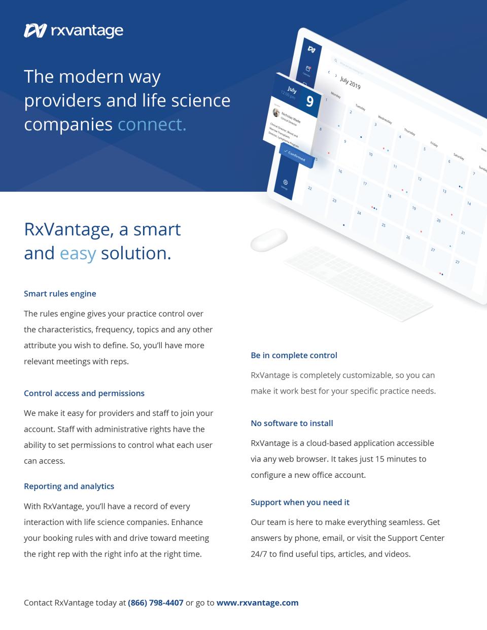 RxVantage Software - 2