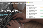 Zoho PageSense screenshot: Zoho PageSense provides a Chrome extension to experiment with various pages