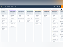 Lawmatics Software - Pipeline view gives you a visual of where all matters stand at any given time. You can customize the pipeline stages to meet your firm's unique needs and processes. You can even have multiple pipelines to organize your leads according to their status.