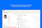 AG5 Skills Management screenshot: Conduct Performance Reviews