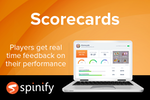 Spinify screenshot: Get instant analysis of how reps are performing across all their KPIs, goals and metrics.