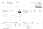 Aprimo Distributed Marketing screenshot: Partner profiles