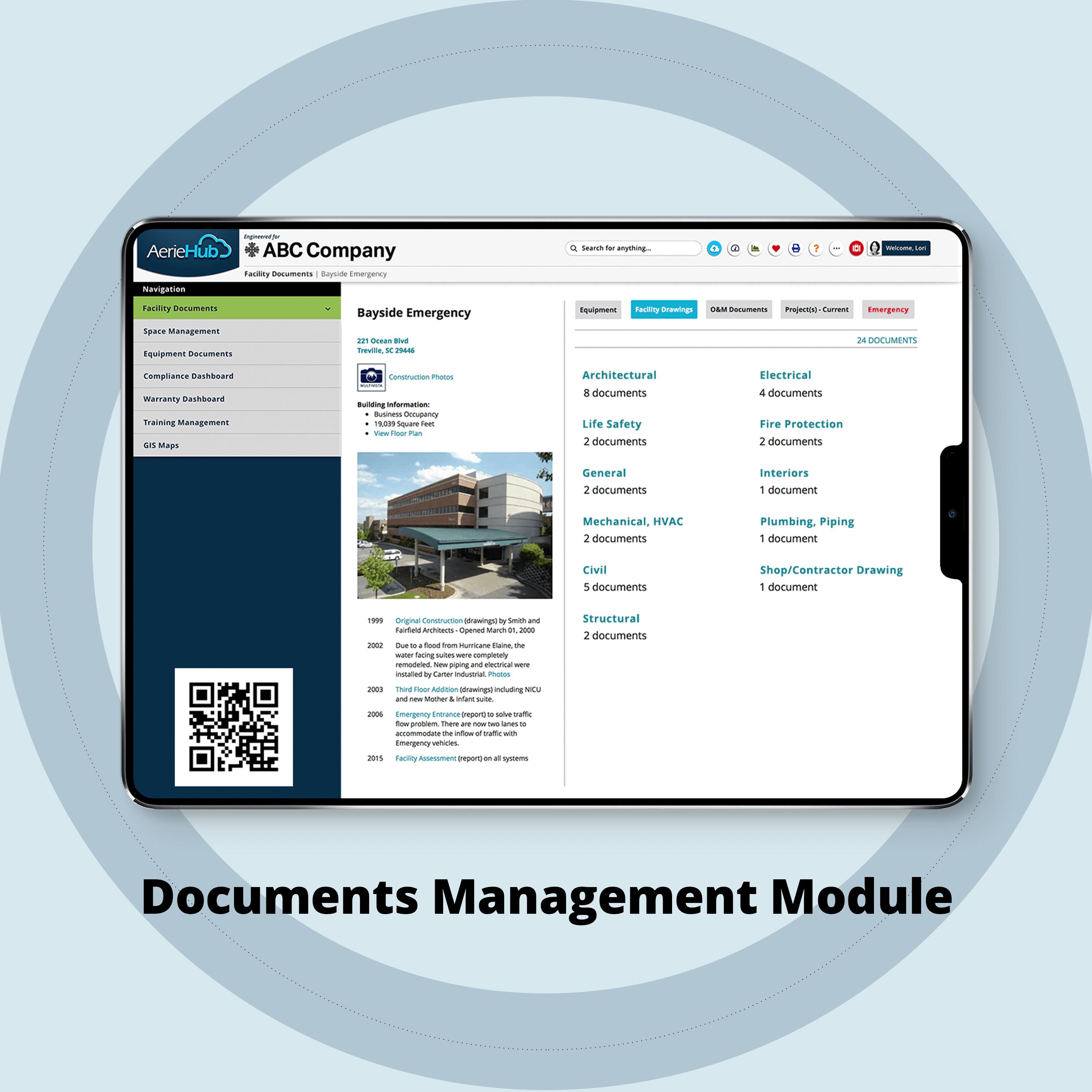 Documents Management Module
