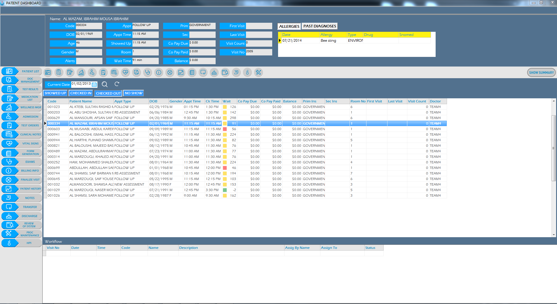 MedEZ Software - EHR