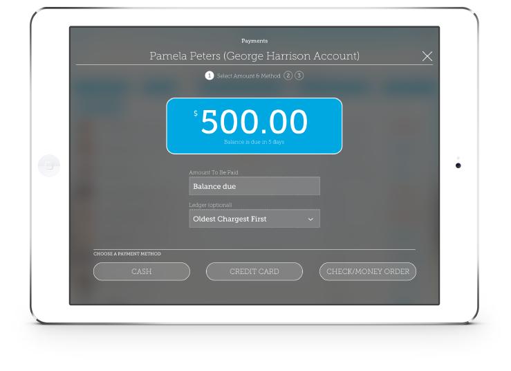 Smartcare Software - Payments
