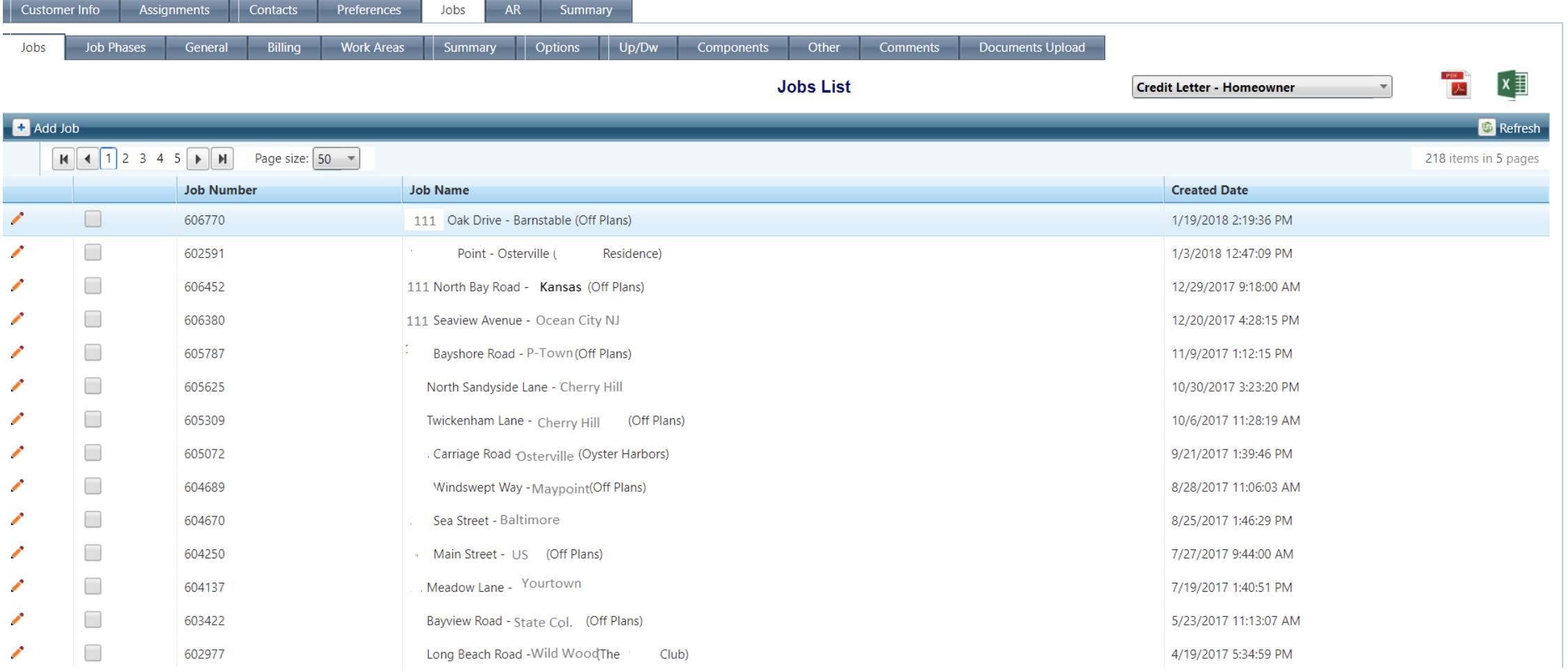 Estesys jobs list