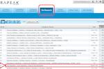 Terapeak Research screenshot: Terapeak Hot Research tool for sales ranking
