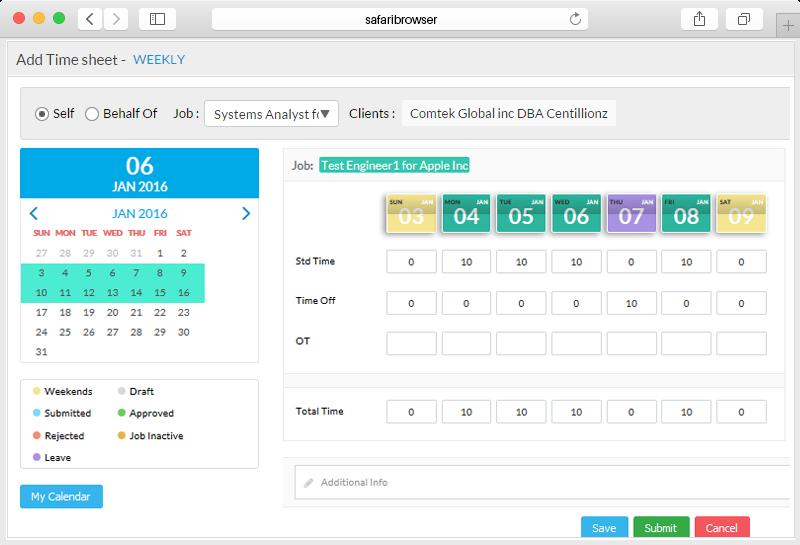 CEIPAL Workforce Software - 9