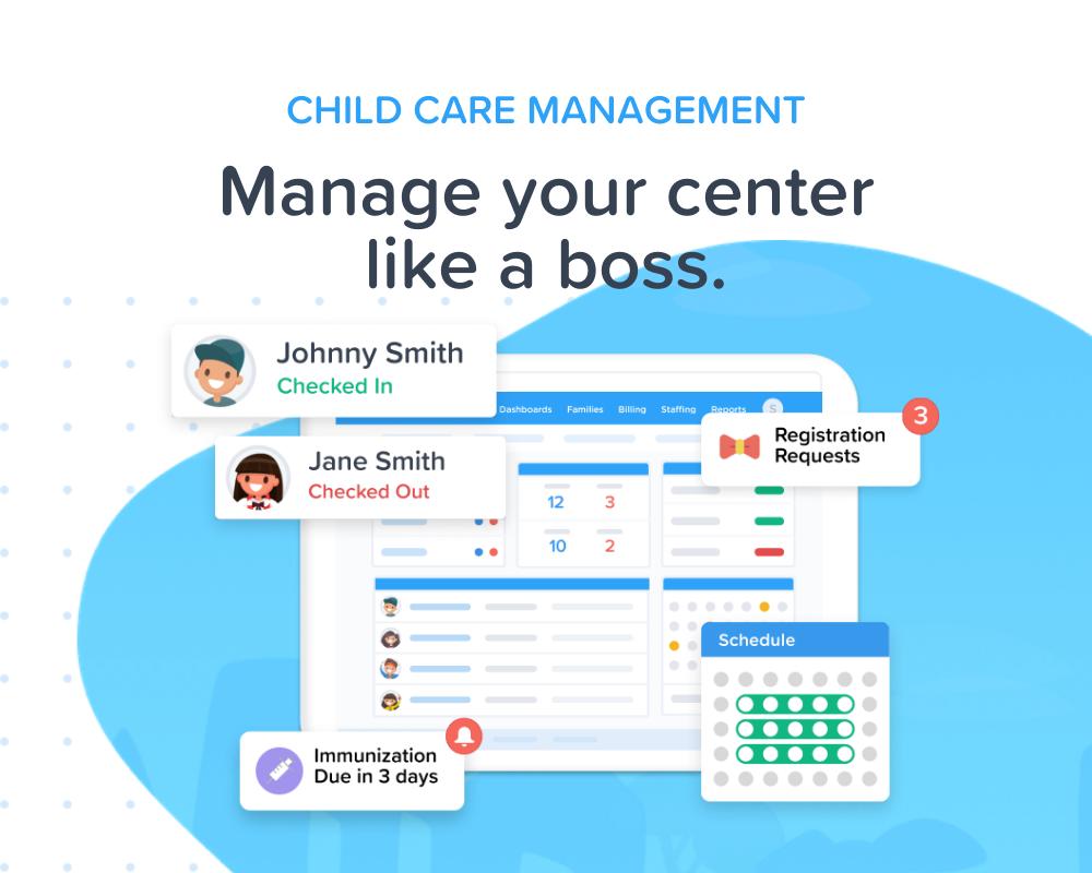 Sandbox ChildCare Management Software - 2