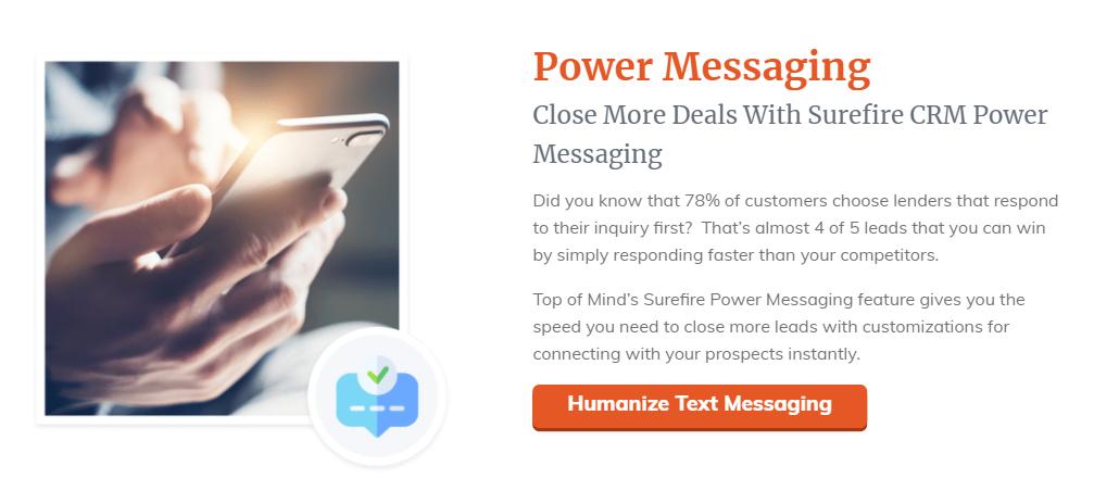 Power Messaging