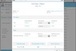 tillpoint screenshot: Cash Manager - End of Day Z Report