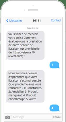 Primotexto phone scenario