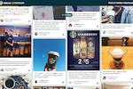 Walls.io screenshot: Walls.io social wall