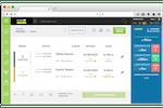 MarketUP screenshot: MarketUP sales orders
