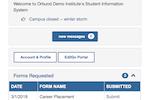 Orbund screenshot: Einstein - Touch Mobile version