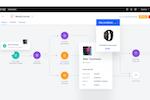 Synerise screenshot: Workflow Automation