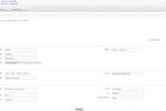 ManageEngine ADSelfService Plus screenshot: Active Directory Self Update